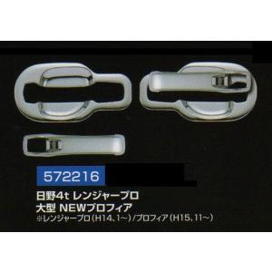 メッキカバー ドアハンドルメッキカバー No.572216(発送グループ:B)|syarunet