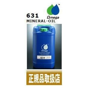 Omega オメガ エンジンオイル 631 20L缶【正規品】|syayuujin