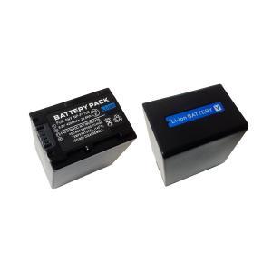 【SONY】 ソニー  安心の大容量 2個セット NP-FV100 互換 バッテリー