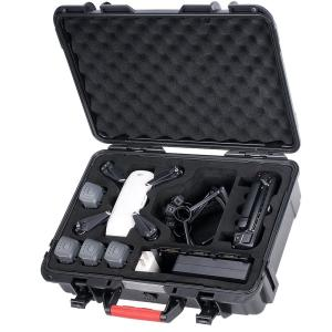 DJI spark 防水、防塵ハードケース バッグ ブラック DJI スパーク DS600