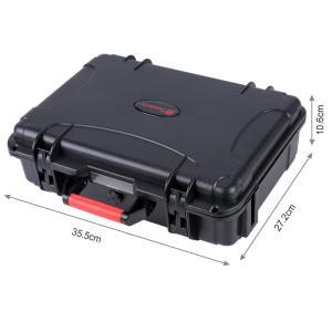 DJI spark 防水、防塵ハードケース バッグ ブラック DJI スパーク DS600 syh 04