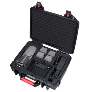 DJI Mavic 2 Pro Mavic 2 Zoom対応 防水、防塵ハードケース  ケースサイズ...