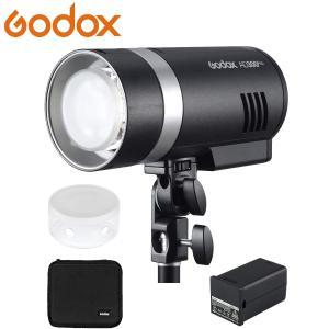 日本正規代理店品 ゴドックス GODOX AD300pro 照明 ライト ポータブルポケットフラッシ...