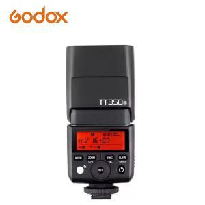日本正規代理店 Godox TT350S スピードライト TTL SONY対応 あす楽対応 TT35...