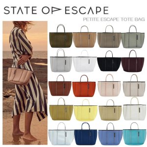 993a31b063 ステイトオブエスケープ State of Escape プチエスケープ PETITE ESCAPE TOTE BAG ロンハーマン トートバッグ  メッシュ オーストラリア