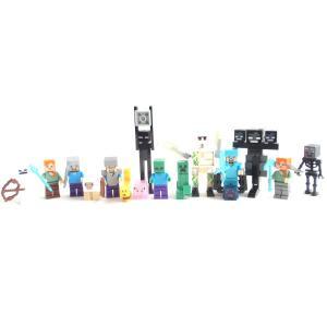 レゴ互換 ミニフィグ 16体セット