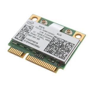 Half Hight Mini PCI-e IEEE 802.11a/ b/ g/ Draft-N対...