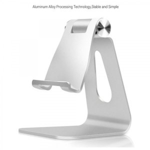 ユニバーサル スマートフォン・タブレットホルダー アルミニウム iPhone ipad対応|synergy2