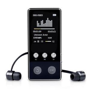 歩数計付き MP3 / MP4 音楽・動画プレーヤー 8GB synergy2