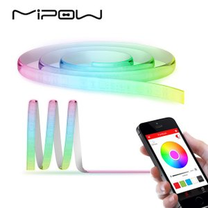 MiPow PLAYBULB Comet 2m LED テープ ライト Bluetooth|synergy2