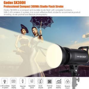 Godox 2.4G ワイヤレスXシステムを内蔵 明確な出力を液晶ディスプレイに表示 1/16 - ...
