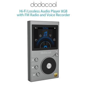 8GB ハイレゾ Hi-Fi MP3 WMA 音楽プレーヤー synergy2