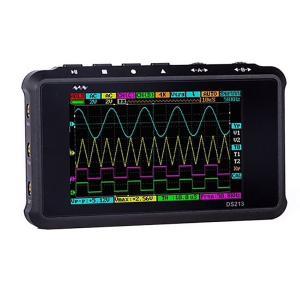 DSO クアッド アルミニウム 4チャネル ポケットサイズ デジタルオシロスコープ|synergy2