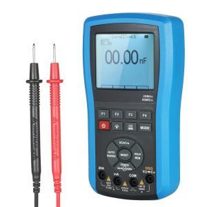 2in1 マルチファンクション 20MHz 80MS/s デジタルストレージオシロスコープ + マルチメーター 電流 電圧 抵抗 キャパシタンス 周波数|synergy2