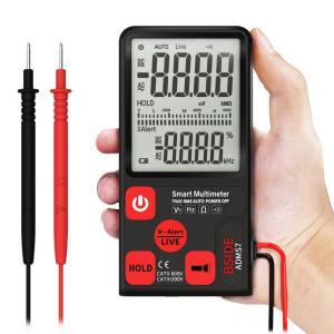 カード型 スマートマルチメーター AC/DC電圧 抵抗値 周波数 True-RMS|synergy2