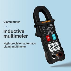 インテリジェント オートレンジ RMS デジタルクランプメーター マルチメーター 4000カウント|synergy2