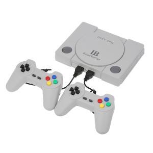 約500種類のクラシックゲームを内蔵 本体コントローラー+ 2つのゲームパッド AVケーブルでテレビ...