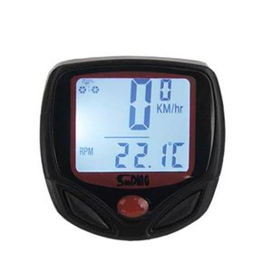 Sunding SD-546AE 自転車用サイクルコンピューター(LCD/バックライト/オドメーター/スピードメーター/23機能)|synergy2