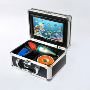 フィッシュファインダー 水中ビデオカメラシステム (7インチ TFT 液晶 モニター ・600 TVライン・HD・15mケーブル・釣り道具)|synergy2