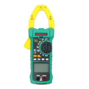 クランプ式デジタルマルチメーター 交流電圧・電流測定 True RMS測定 データホールド機能 最大...