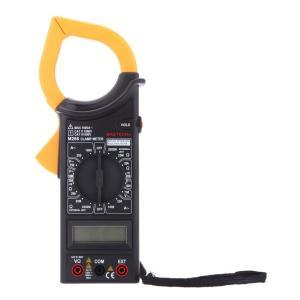 AC/DC電圧、AC電流、抵抗のテスト、さらに絶縁テスト、導通テストが行えるクランプメーター