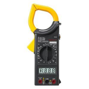 電流計、電圧計、抵抗計が一体となったデジタルクランプメーター クランプ開口幅:Φ50mm/2.0イン...