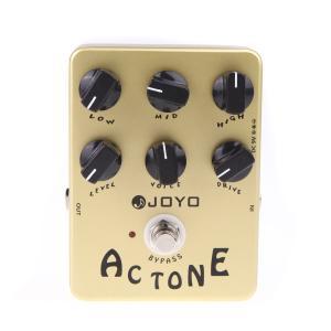 JOYO JF-13 AC Tone (AC トーン)Vox系アンプシミュレーター(トゥルーバイパス式)|synergy2