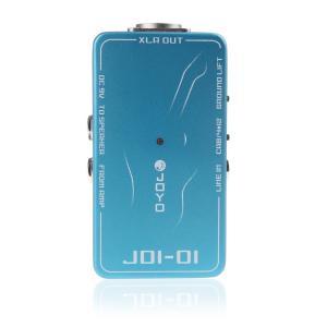 JOYO JDI-01 DI Box アンプシミュレーター(パッシブ型)|synergy2