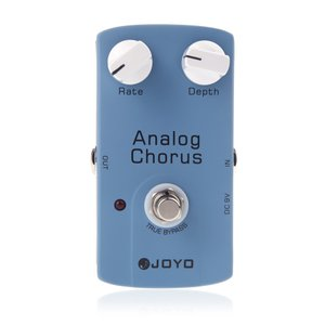 JOYO JF-37 ANALOG CHORUS アナログ コーラス・ギターエフェクター(トゥルーバイパス式)|synergy2