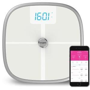 Bluetooth Wi-Fi 機能搭載 ネットワーク対応 スマート体重計 体脂肪 体組成 骨密度 BMI BMR 測定|synergy2