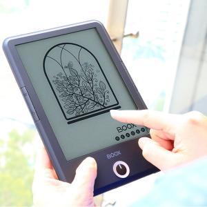 6.8インチ タッチスクリーン 電子書籍リーダー 265Dpi 高解像度ディスプレイ ONYX BOOX T76ML Carta+|synergy2