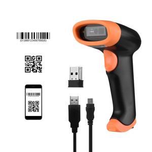 2-in-1 Wi-Fi & USB 1次元 2次元 QR バーコードリーダー スキャナー synergy2