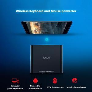 ポータブル ワイヤレス Bluetooth キーボード&マウスコンバーター|synergy2