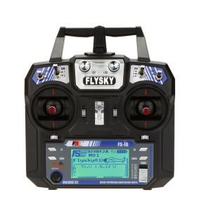Flysky FS-i6 プロポ 2.4G 6CH 送信機 & FS-iA6 受信機 モード 2 synergy2