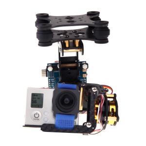 GoPro HD Hero3+ 3 4対応 ブラシレスジンバル カメラマウント DJI ファントム synergy2