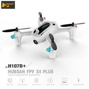 Hubsan X4 H107D+ 4CH 6軸ジャイロ  720Pカメラ クアッドコプター synergy2