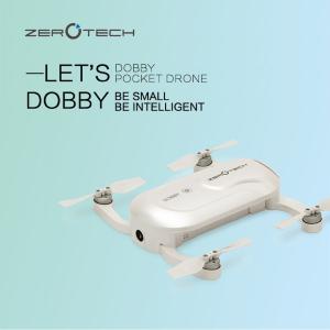 ZEROTECH DOBBY Wi-Fi FPV 4K HDカメラ セルフィー 3軸 スマート ドローン クアッドコプター synergy2
