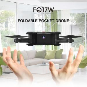 FQ777 FQ17W BNF Wi-fi FPV RC 折りたたみ ポケットクアッドコプター synergy2