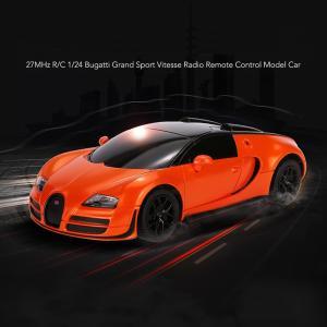1/24 ラジコンカー ブガッティ グランスポーツ ヴィテッセ Bugatti Grand Sport Vitessei synergy2