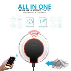 スマートフォンやタブレットで赤外線対応機器をコントロール すべての赤外線リモコンを1つに集約 多くの...