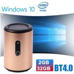 G2 ミニPC Bay Trail Windows 10 コンピューター