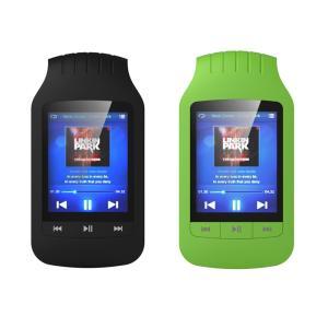 HOTT A505 クリップオン Bluetooth 8GB デジタル MP3 / MP4 プレーヤー synergy2