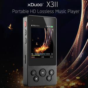 xDuoo X3II Hi-Fi ロスレス デジタルオーディオ MP3プレーヤー Bluetooth synergy2