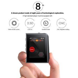 RUIZU A50 Hi-Fi ロスレス デジタルオーディオプレーヤー synergy2