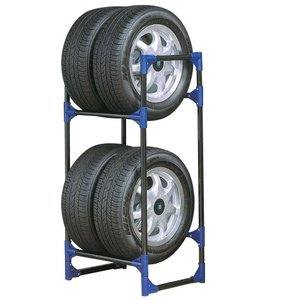 CAPTAIN STAG タイヤガレージ 普通自動車用 M-9639|synergyselect