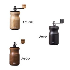Kalita カリタ コーヒーミル 木製 ブラック・KH-10BK