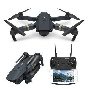 送料無料ドローン カメラ付き 小型 720P 200万画素 HD カメラ 空撮 スマホで操作可 高度維持 自動ホバリング 2.4GHz 6軸ジャイロ ECD-01|synergyselect