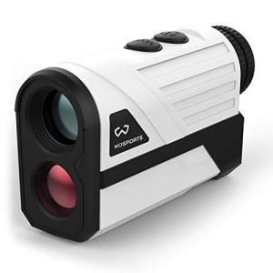 送料無料 レーザー距離計 1m から 600m ゴルフ用 距離測定器 ゴルフスコープ 計測器 光学6倍望遠 携帯型レーザー距離計 速度測定|synergyselect