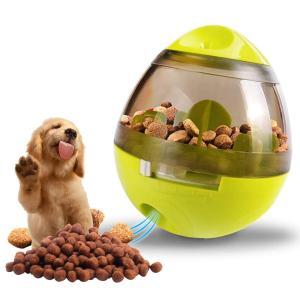 自動給餌器 犬猫用 早食い防止 犬猫兼用 ペットおもちゃ 猫犬用 ペット用品 スローフード 犬 小 ...