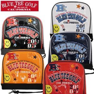 BLUE TEE GOLF ブルーティーゴルフ スマイル & スター エナメル アイアンカバー 全5色 1115|synergyselect